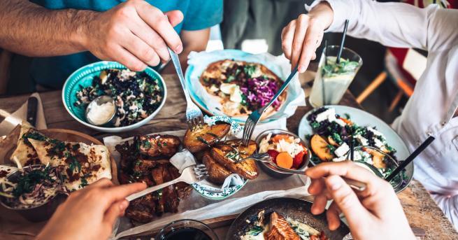 Любопитно Как се променя апетитът през годините Изследвания показват, че