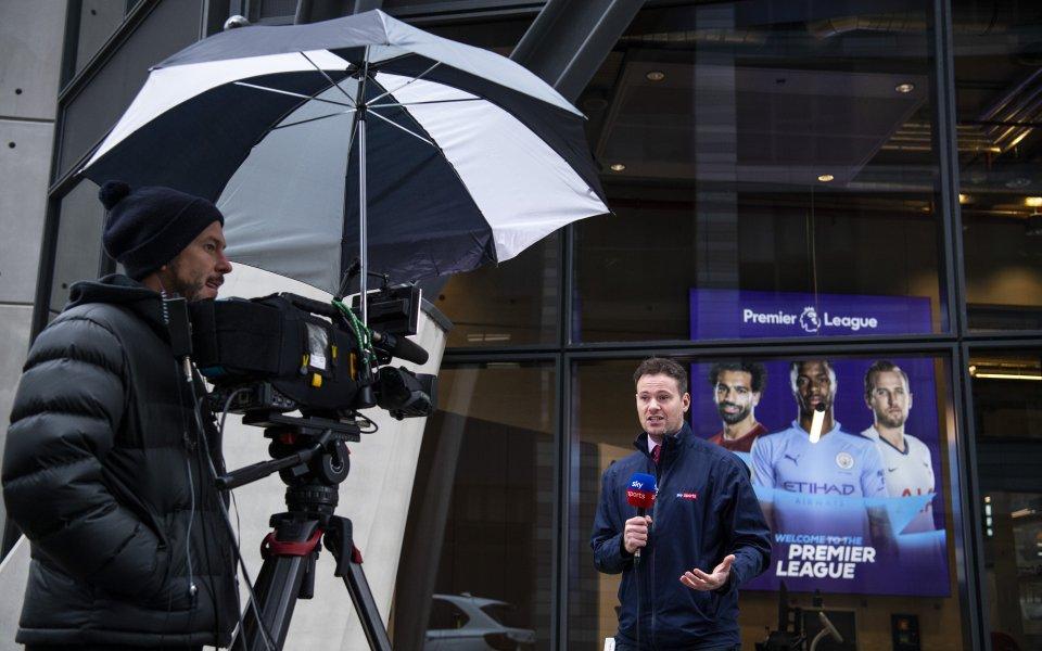 """Телевзионните гиганти """"Sky Sports"""" и """"BT Sports"""" обмислят вариант, при"""
