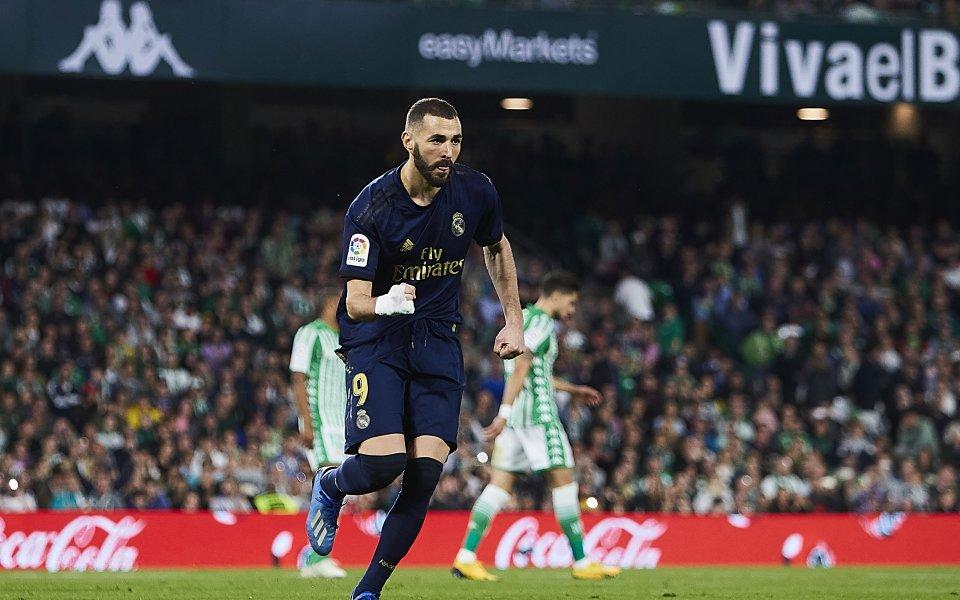 Легендарният нападател на Реал Мадрид Иван Заморано сподели, че звездата