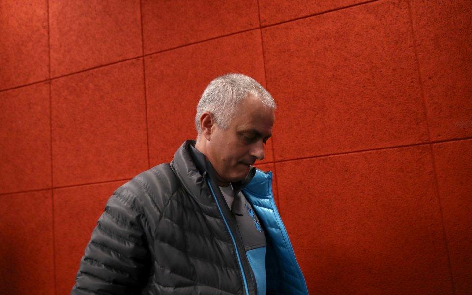 Моуриньо се разминал с новата звезда на Байерн,...
