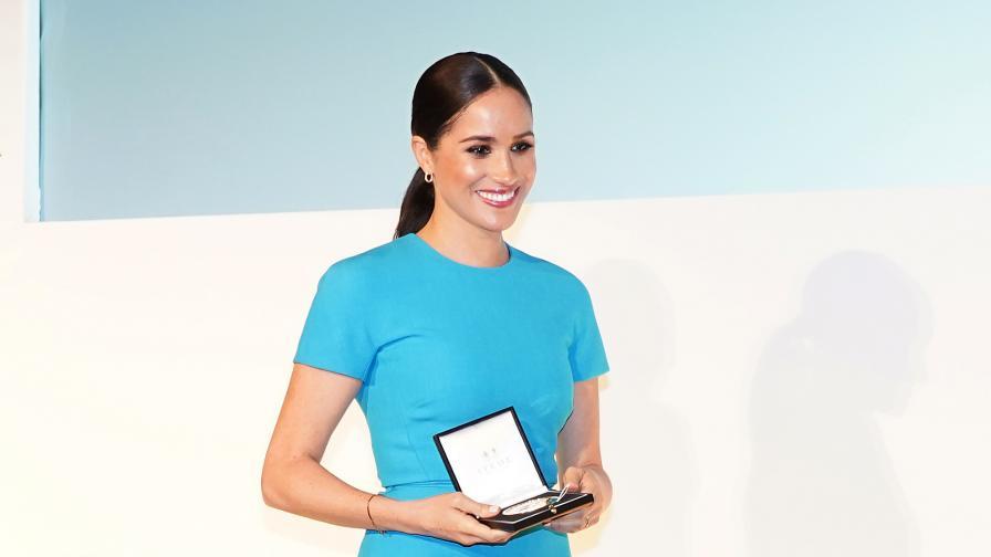 Носи ли Меган Маркъл любимия часовник на Даяна