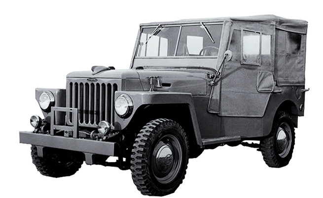 Toyota BJ 1951