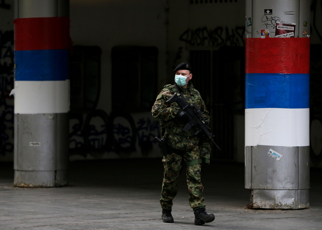 <p>Всички болни от коронавирус в Сърбия вече ще се лекуват в болници. Това съобщават от министерството на здравеопазването и Института за обществено здраве &bdquo;Милан Йованович Батут&ldquo;.</p>