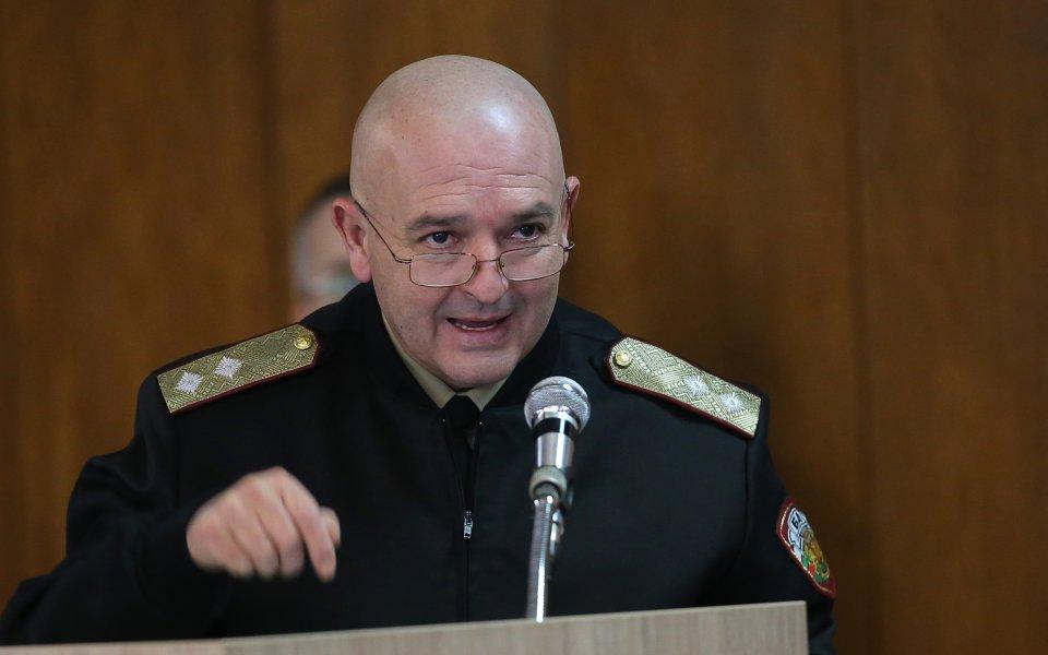 Ръководителят на Националния оперативен щаб в борбата с коронавируса -