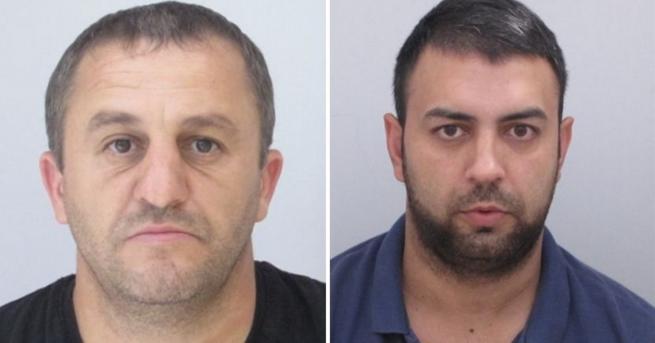 България Полицията издирва тези мъже Двамата се издирват заради тежко