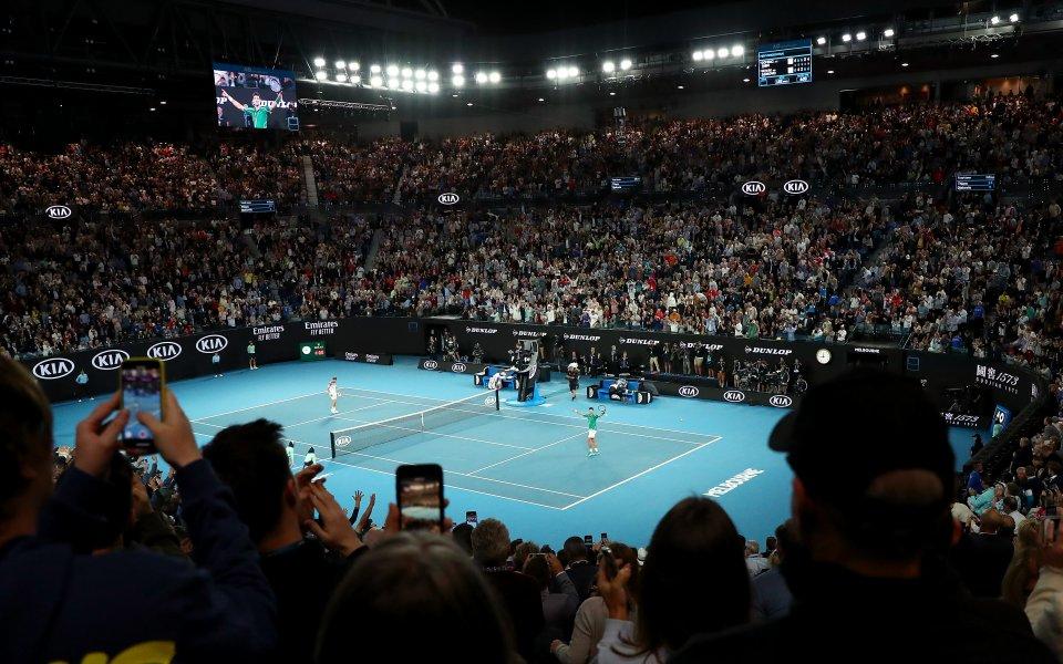Макар следващото издание на Australian Open да е чак през