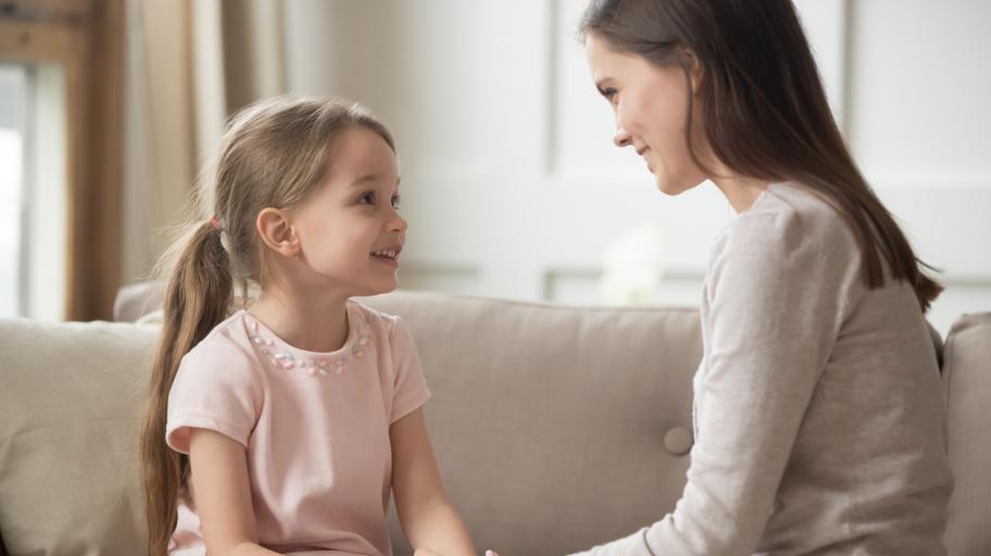 Как да отгледаме дете, което говори добре