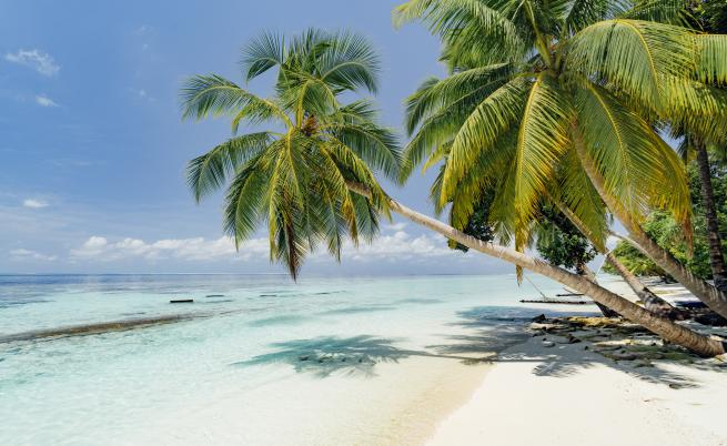 Изоставен остров на Малдивите приютява хора под карантина