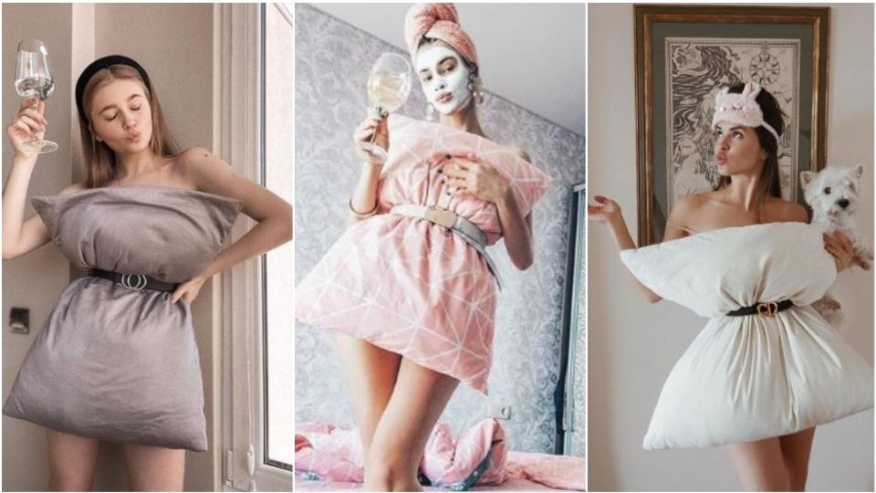 мода възглавница