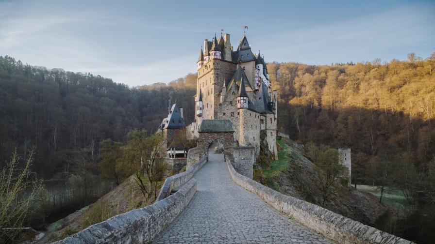 <p>Вижте кои са най-красивите изоставени замъци</p>