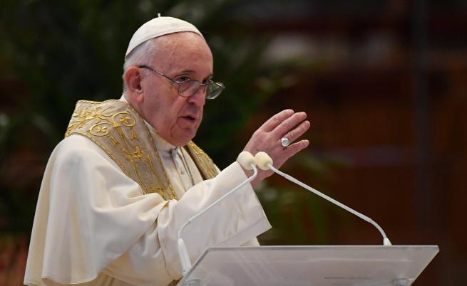 Папата: Сексът и храната са божествени удоволствия