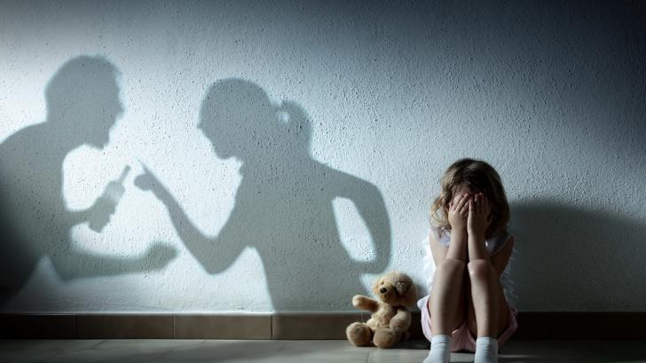 Трябва ли да говорим с детето за развода?