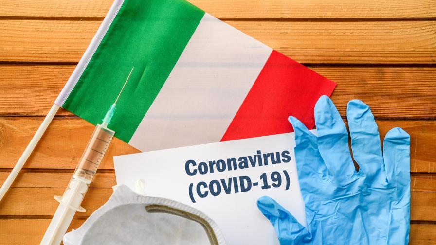 <p>Италия с <strong>рекорден</strong> брой <strong>оздравели</strong> с коронавирус <strong>пациенти </strong>за денонощие</p>