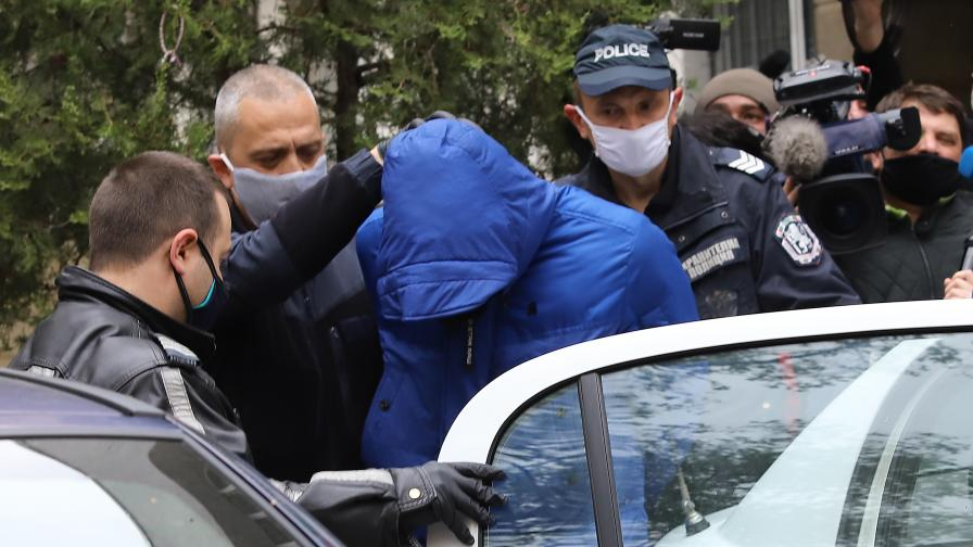 <p>Обвиненият за катастрофата с Милен Цветков няма да обжалва ареста си</p>