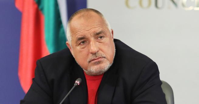 България Борисов на инспекция на магистрала