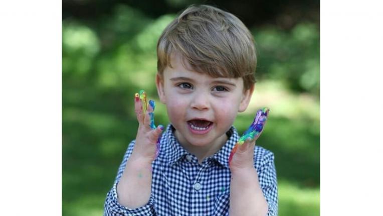 принц Луи кралско семейство