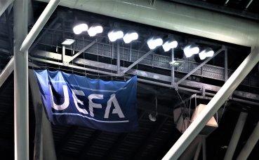 УЕФА забрани футбола в  Армения и Азербайджан