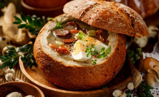 Журек - една кулинарна класика от Полша