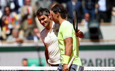 Треньорът на Надал: Без Рафа, Федерер щеше да е прекратил кариерата си