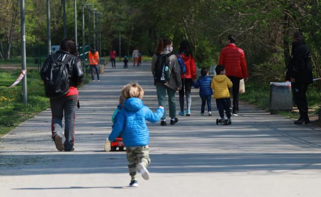 След отмяната на забраната: Има ли нарушения в парковете