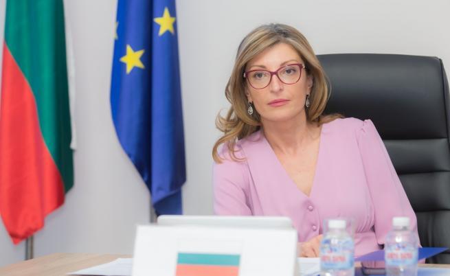 Лавров към Захариева: Политическият диалог се развива много позитивно
