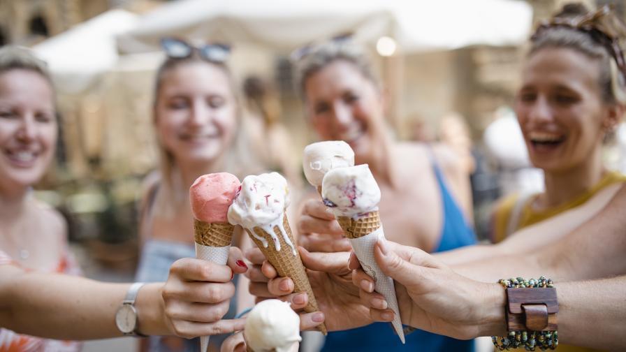 Кой не обича сладолед? Топ 7 страни с най-добрия в света