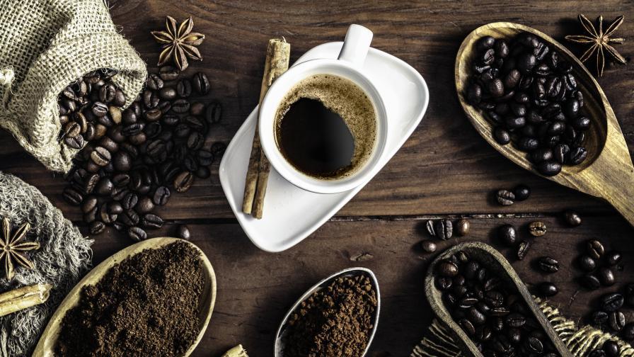 Къде в Европа се отглежда кафе?