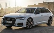 <p>&bdquo;Зеленият&rdquo; плъг-ин Audi A6 Avant идва с 367 к.с.</p>