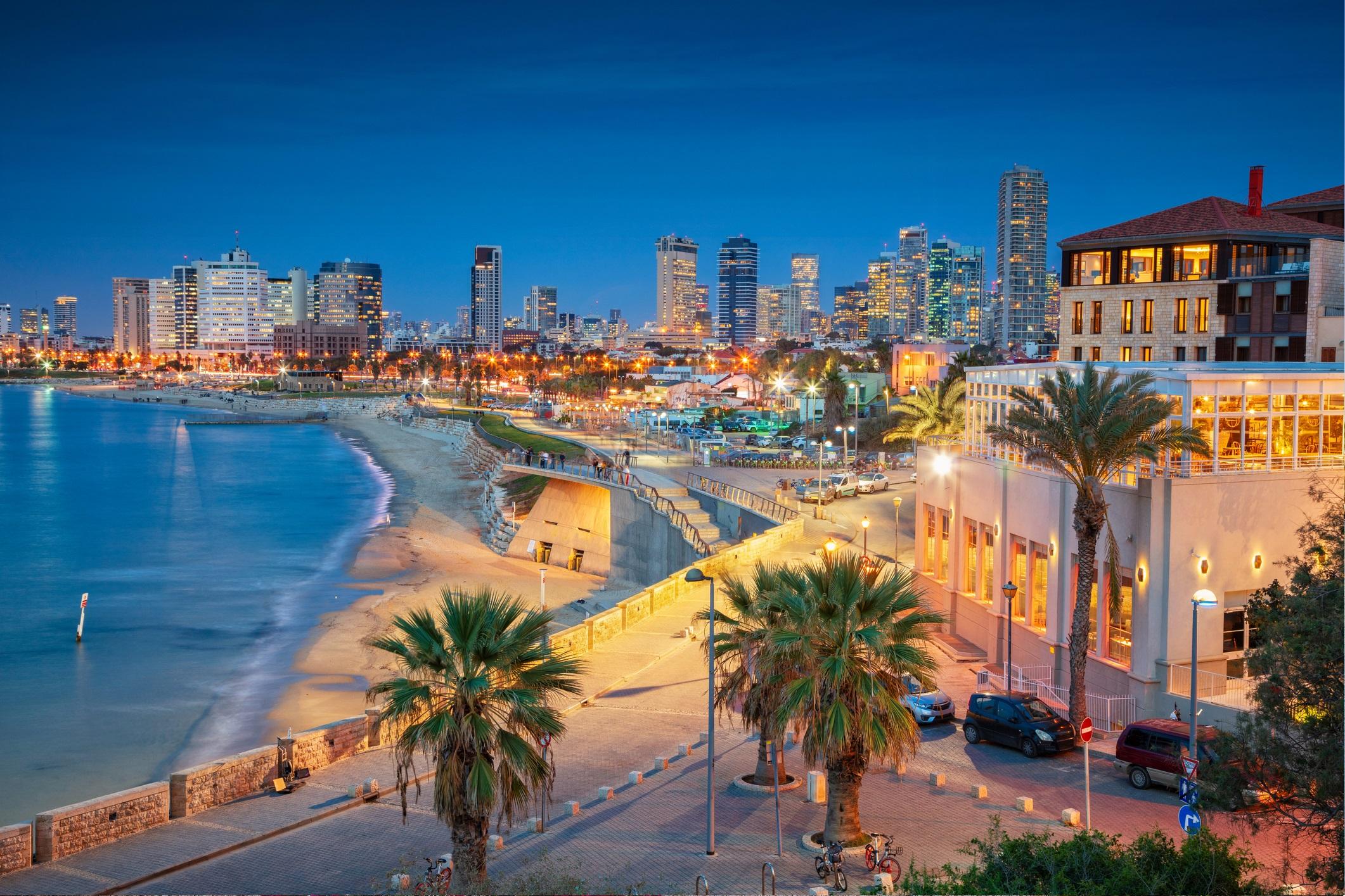 <p><strong>№6 Тел Авив, Израел</strong></p>