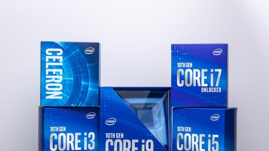Защо Intel отложи новите си процесори до 2022 г.