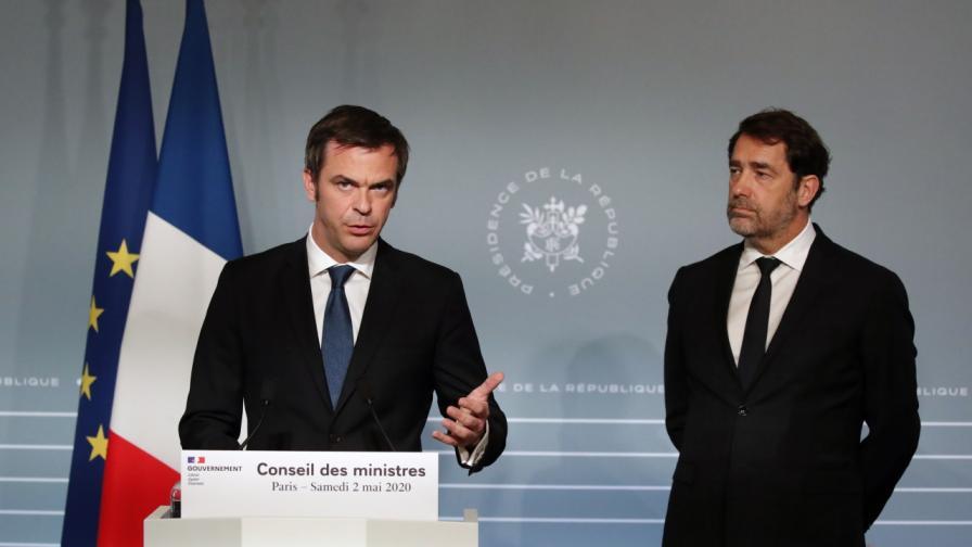 Франция удължава до 24 юли извънредното санитарно положение