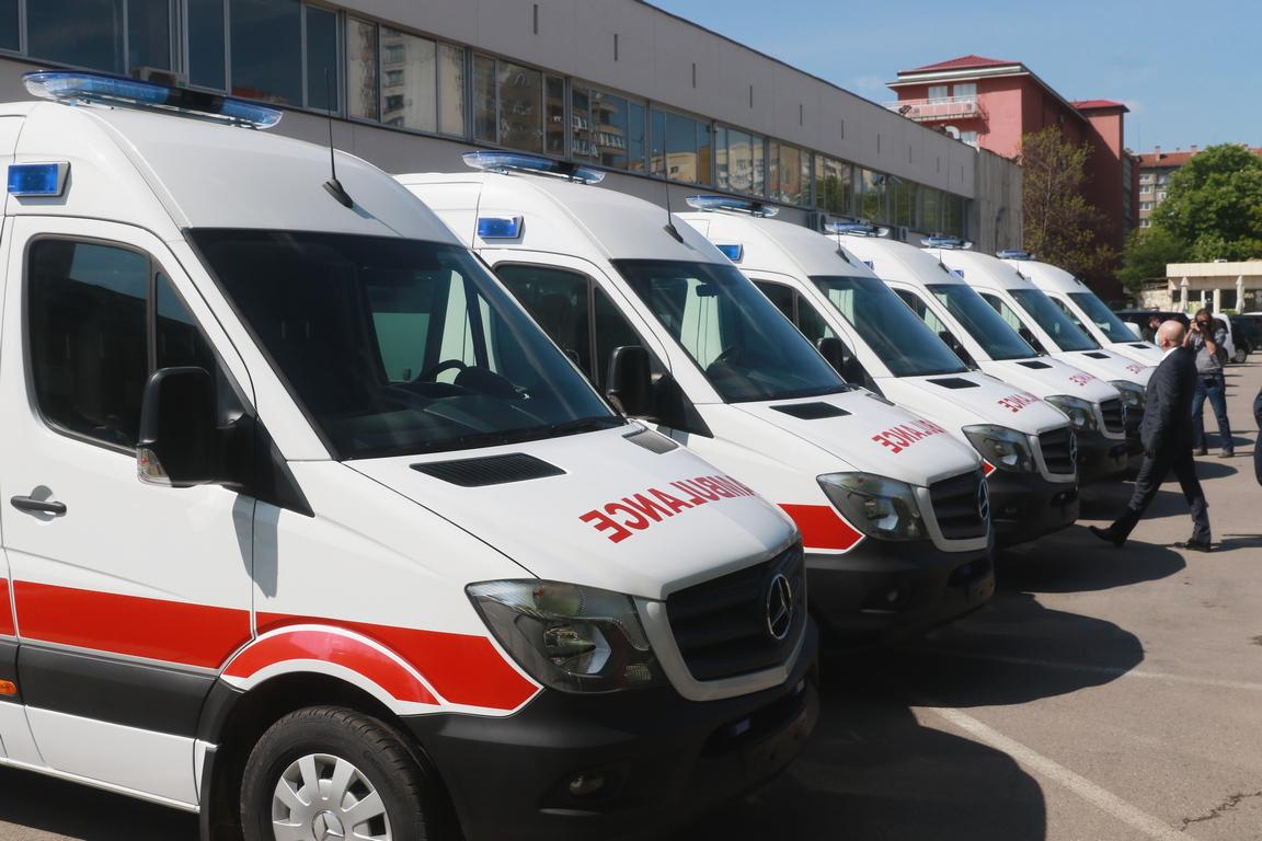 <p>Пред медиите директорът на ВМА заяви, че Петър Манджуков традиционно е един от големите дарители на болницата.</p>
