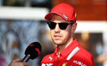 Маса: Ферари правилно изгони Фетел