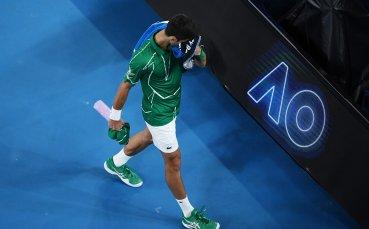Квалификациите за Australian open може да се проведат на друг континент