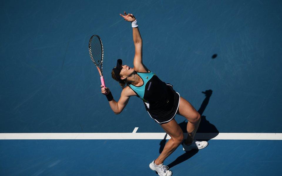 Руска тенисистка: В живота най-важно е да имаш характер
