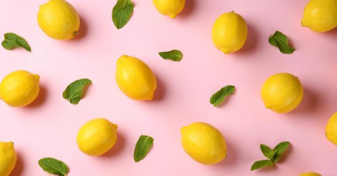 Любопитно Защо е полезно да пием вода с лимон всеки