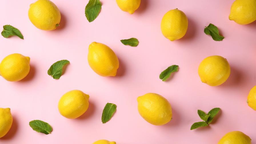 Защо е полезно да пием вода с лимон всеки ден