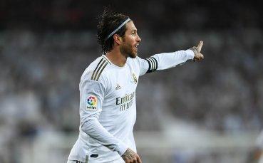 Реал Мадрид предлага договор на Рамос за година