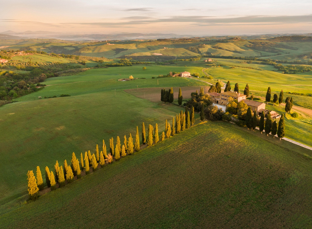 <p>Това е специално пътуване между сладки вкусове и прекрасни панорами, които никога няма да забравите. Най-красивите снимки, които виждате на Тоскана, идват от този рай!</p>