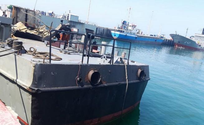 """Ирански боен кораб пострада от """"приятелски огън"""""""