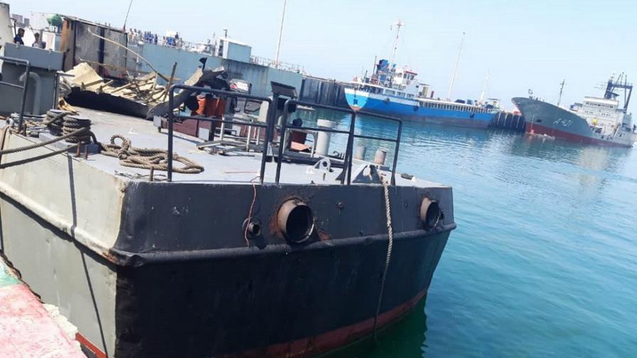Иран кораб инцидент