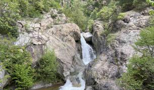 Откриха тялото на изчезналия при водопада Сучурум младеж - България   Vesti.bg