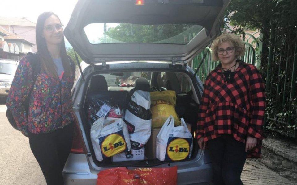 Добро сърце: Милена Димова с благотворителна акция за деца и майки в риск