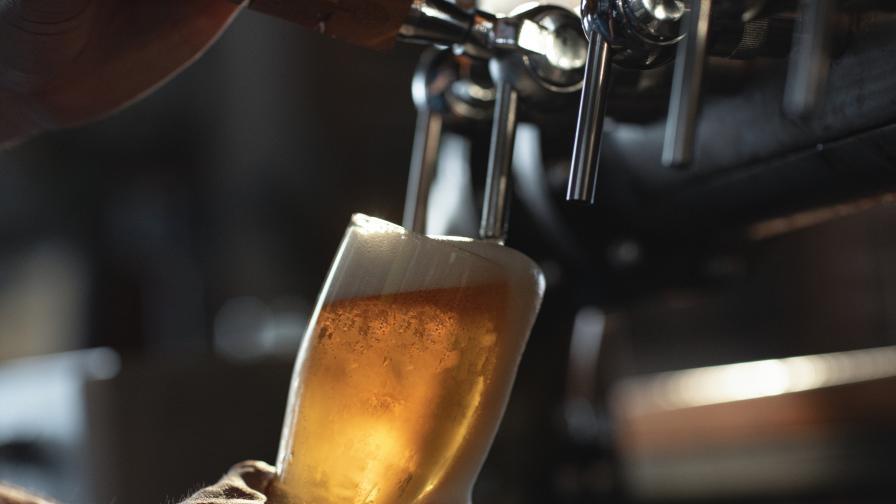 Пъб на колела доставя студена бира по домовете