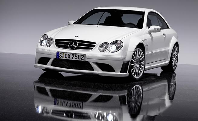 Mercedes-Benz CLK 63 AMG Black Series