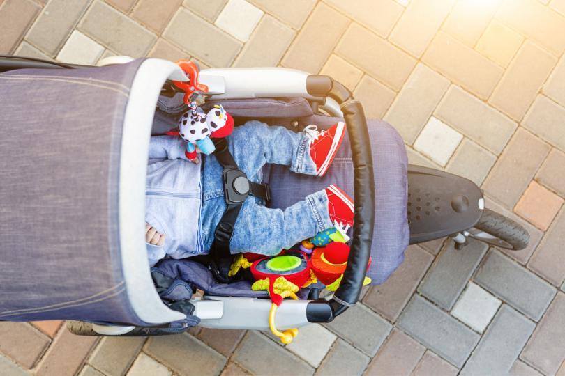 Списък с покупки за твоето новородено