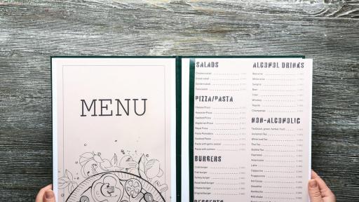 <p>Това ли е бъдещето на менюто в ресторанта?</p>