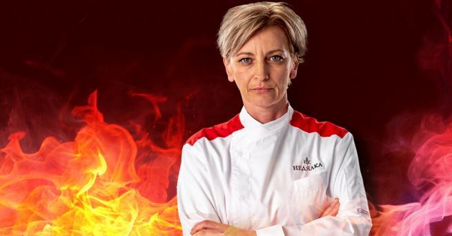 """Любопитно Недялка: """"Hell's Kitchen"""" е страст Ето какво сподели тя"""