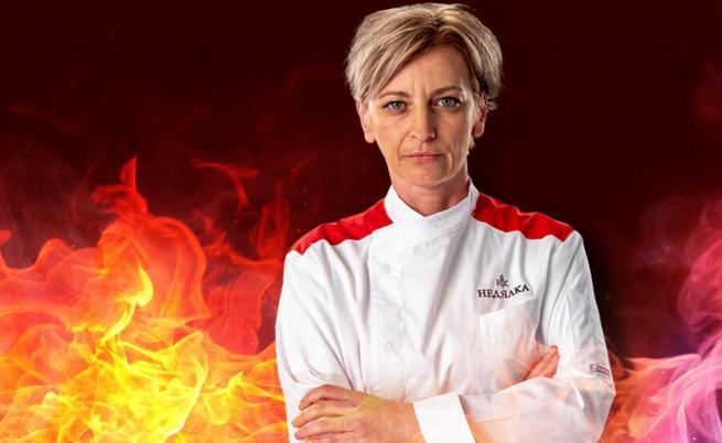 "Недялка: ""Hell's Kitchen"" е страст"