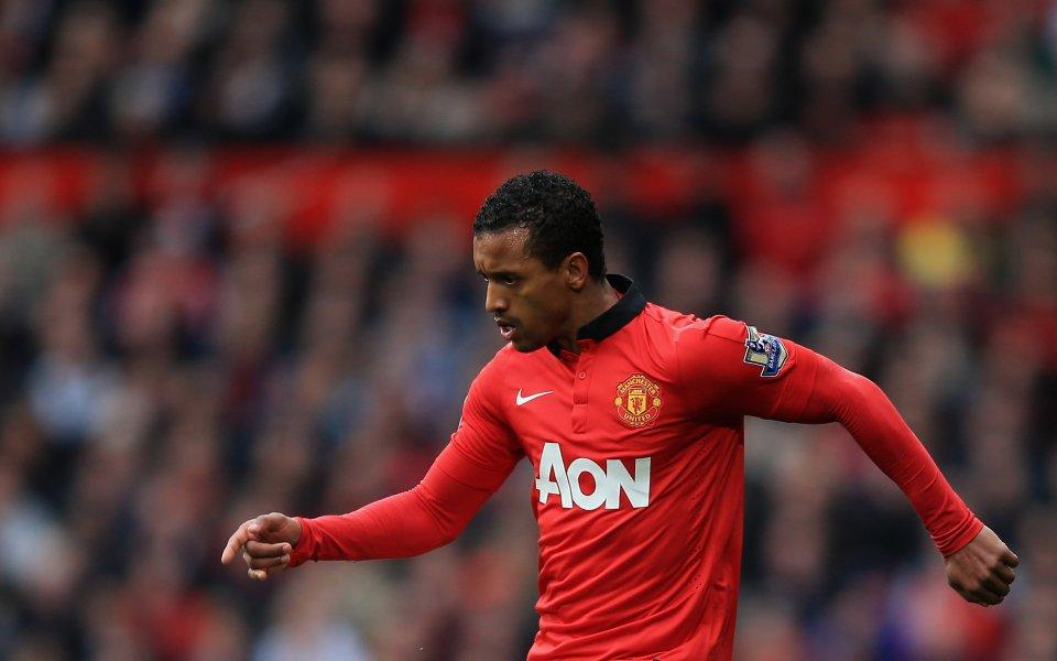 Португалският футболист - Нани, призна, че раздялата с Манчестър Юнайтед